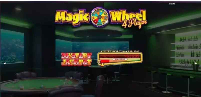 Magic Wheel play