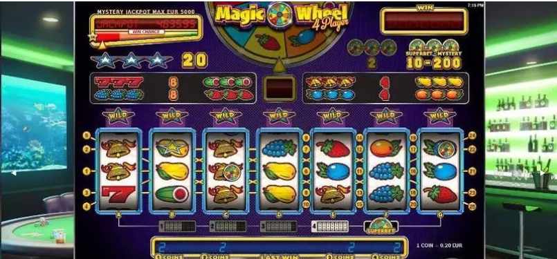 Magic Wheel online slot